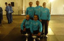 Atletismo y Triatlón Lucena. 2º y 5 por equipos 1/2 Maratón Cordoba 2010