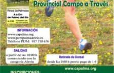 CAMPEONATO PROVINCIAL CAMPO A TRAVES