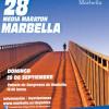 XXVIII.- MEDIO MARATON   MARBELLA