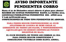 ATENCIÓN SOCIOS
