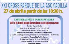 XXI.- CROSS LA ASOMADILLA