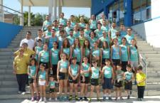 1. Control Carrera Club Atletismo y  Montaña de Lucena