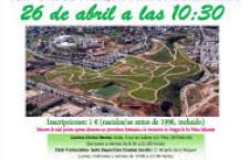 XXII.- CROSS PARQUE DE LA ASOMADILLA
