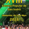 XVIII.-CARRERA POPULAR SAN ISIDRO DE JABALQUINTO
