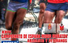 XXIV.- CTO.ESPAÑA  MEDIO MARATON DE GRANADA