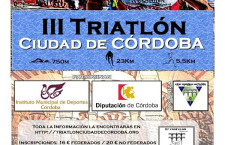 III.- TRIATLON CIUDAD DE CORDOBA
