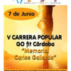 V.- CARREREA POPULAR GO-FIT DE CORDOBA
