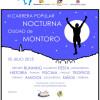 III.-CARRERA POPULAR NOCTURNA CIUDAD DE MONTORO