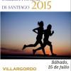 CARRERA POPULAR DE SANTIAGO 2015  VILLARGORDO
