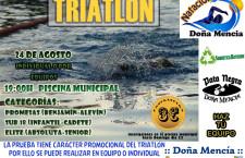 I.- TRIATLON DOÑA MENCIA