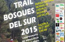 CTO. ANDALUCIA DE ULTRA TRAIL BOSQUES DEL SUR SIERRAS DE CAZORLA