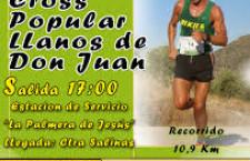 XIII.- CROSS POPULAR LLANOS DE DON JUAN