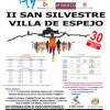 II.- CARRERA SAN SILVESTRE DE ESPEJO