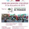 XXXIII .-CARRERA SAN SILVESTRE CORDOBESA