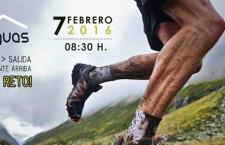 1º TRAIL SIERRA DE AGUAS DE ALORA