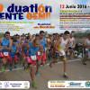 XX.- DUATLON DE PUENTE GENIL