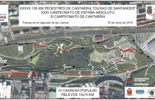 XXXVII.- 100 KM PEDESTRE DE CANTABRIA SANTANDER