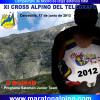 XV.- CROSS ALPINO TELEGRAFO 2º PRUEBA  COPA DE ESPAÑA