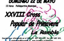 XXVIII.- CROSS LA RAMBLA