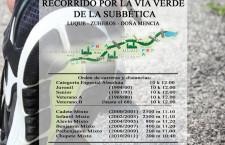 IV.- CARRERA LA SUBBETICA DOÑA MENCIA