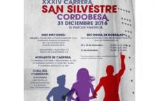 XXXIV.-CARRERA  SAN SILVESTRE CORDOBESA