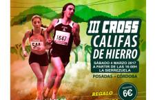 III.- CROSS CALIFAS DE HIERRO DE POSADAS