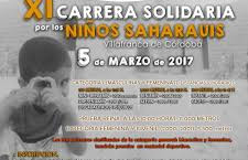 XI.-CARRERA POPULAR VILLAFRANCA DE CORDORA(Solidaria por los niños Saharauis