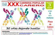 XXXI.-CARRERA POPULAR CAÑERO
