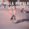 XV.- MILLA POPULAR NUEVA CARTEYA