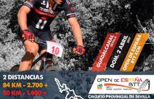 OPEN DE ESPAÑA XCM CIRCUITO PROV. SEVILLA ( PRUEBA CAPITANA BTM)