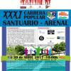XXXI.- CARRERA POPULAR SANTUARIO ARENAL DE CORDOBA