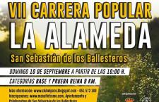 VII.- CARRERA POPULAR LA ALAMEDA