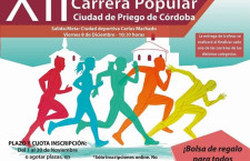 XII.- CARRERA POPULAR DE PRIEGO