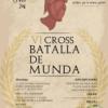 VI.- CROSS BATALLA DE MUNDA