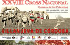 XXVIII.-CROSS INTERNACIONAL COMARCA LOS PEDROCHES