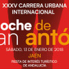 XXXV.- CARRERA URBANA INTERNACIONAL NOCHE DE SAN ANTON