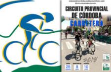 V.- SUBIDA AL SANTUARIO VIRGEN DE LA SIERRA CIRCUITO PROV DE CARRETERA