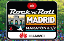 MEDIA MARATON  ROCK n' Roll de MADRID