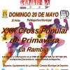 XXX.-CROSS POPULAR DE PRIMAVERA LA RAMBLA