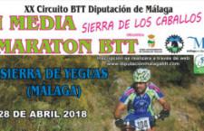 I.- MEDIA MARATON BTT SIERRA DE LOS CABALLOS