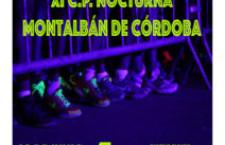 XI.-CARRERA POPULAR NOCTURNA MONTALBAN
