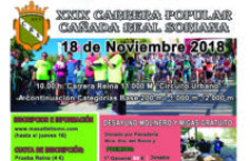 XXIX.- CARRERA POPULAR  CAÑADA REAL SORIANA