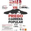 XIII.- CARRERA POPULAR DE PRIEGO