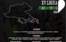 XV.- LEGUA FERNAN NUÑEZ