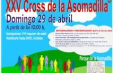 XXV.- CROSS PARQUE DE LA ASOMADILLA