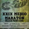 XXIX .- MEDIA MARATON VILLA PUENTE GENIL