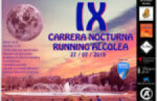 XI.- CARRERA NOCTURNA RUNNING ALCOLEA