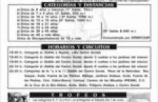 XXXIX.- CARRERA PEDESTRE BARRIO DE BELEN