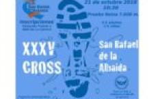XXXVI.-CROSS SAN RAFAEL DE LA ALBAIDA DE CORDOBA