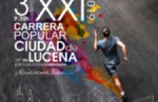 XXI.CARRERA POPULAR DE LUCENA